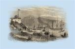 鸦片战争时期虎门要塞炮台悬挂西洋国旗的秘密