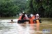 越南北部強降雨引發洪水和山體滑坡 已致7人死亡