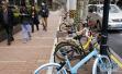 共享单车陆续免押 刷脸借车还远吗?
