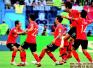 80年来德国队首次小组赛出局 谁能编出这样的神剧?