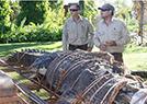 追踪10年捕获巨鳄