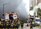 纽约蒸汽管道爆裂