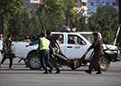 喀布尔机场发生爆炸