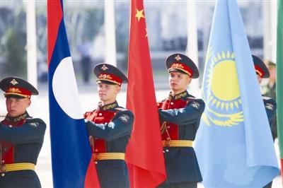 2018国际军事比赛:各赛场开赛 中国队取得好成绩