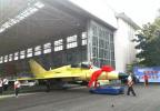 """中国新型出口战斗机首机交付!以""""多用途""""为鲜明标志"""