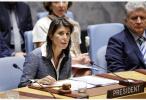 """美国常驻联合国代表黑莉:""""美国优先""""外交政策的急先锋"""