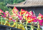 少林武术节今拉开帷幕 34个