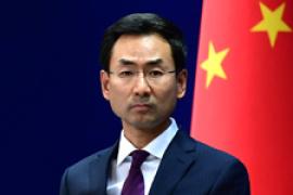 外交部发言人就有关国家高官祝贺台湾地区选举事答记者问