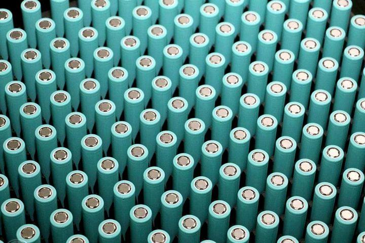 前5月全国规模以上电池制造企业营收同比降11.5%